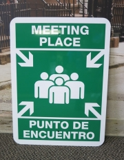 Directional Meeting Place
