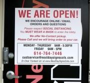 NDS Door Decal