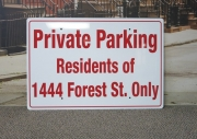 Private-Parking-Residents-Only