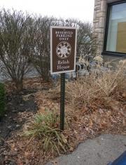 Relish House Parking
