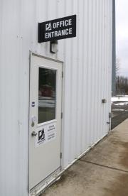 Office Entrance Black