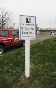 Trotters Park Resident Parking