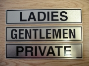 Private Signs