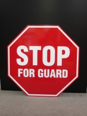 Stop For Guard