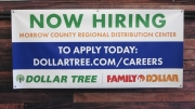Now Hiring Dollar Tree