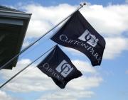 Clifton Park Flag