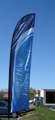 16' Feather Banner
