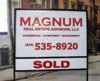 Magnum Sign