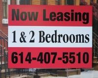 Now Leasing Bedrooms
