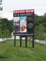 Palmer House Billboard
