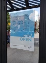 Del Mar Now Open
