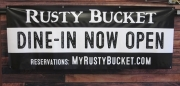 Rusty Bucket Dine In