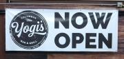 Yogis Now Open