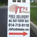 JT's Pizza