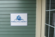 Powell Title Agency Outside