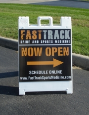 Fast Track A-Frame