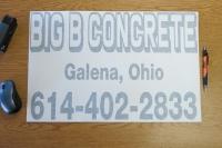 Big B Concrete