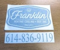 Franklin Decal