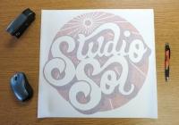 Studio Sol Decal