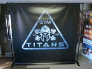 Gym Titans Expandable Wall