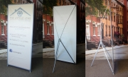 X-Tension Banner Stand