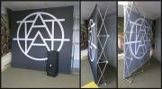 Pop Up Wall Display