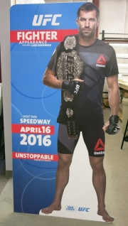 UFC Fighter Stand