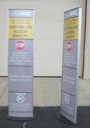 Ohio DAS Facility Stands