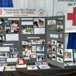 Ski Patrol Tri-fold Display