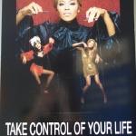 Take Control Sign