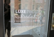 Luxe Redux Lettering