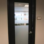 Privacy Office Door