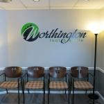 Worthington FA Wall