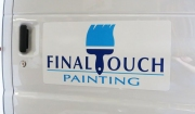 Final Touch Painting Magnet