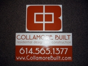 Collamore Built Vehicle Magnets