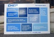 CHEP Customer Rules