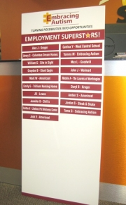 Magnetic Office Board