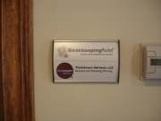 Display Systems for office signs
