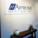 Airrosti Clear Sign