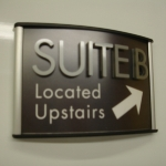 Office Suite ID Signs