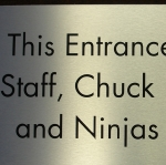 Switchbox Staff Entrance