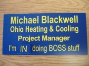 Project Manager is In