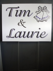 Tim and Laurei