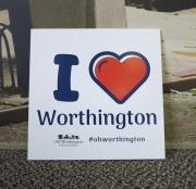 I Heart Worthington