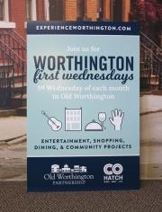 Worthington First Wednesdays