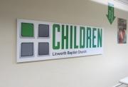 Linworth Children Sign