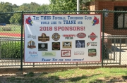TWHS 2018 Football Sponsors