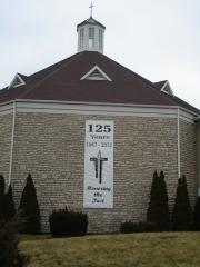Large Church Banner