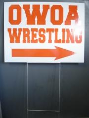 Wrestling Directions