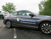 Teleperformance Vehicle